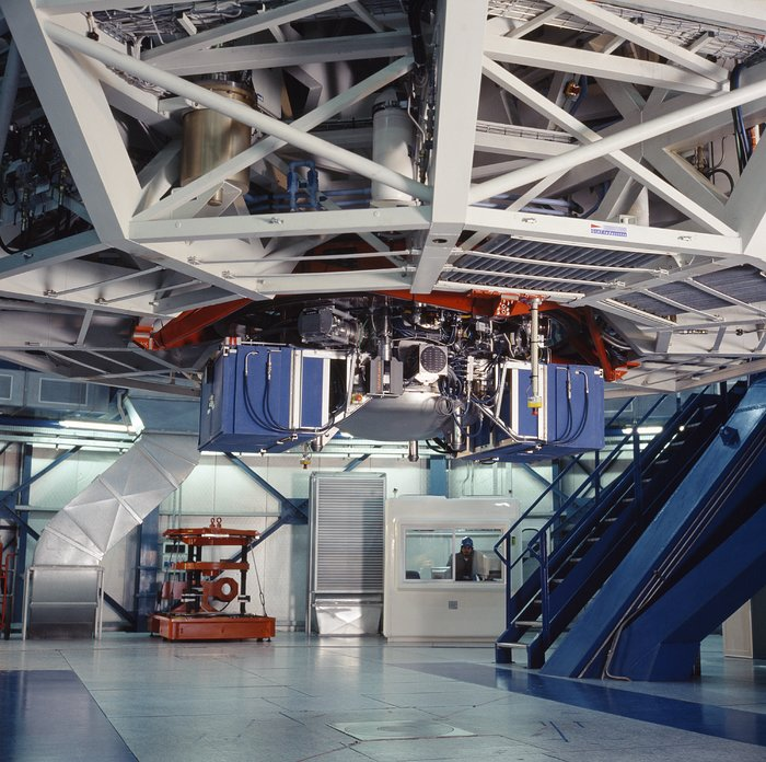 Very Large Telescope will get upgrade in 2017