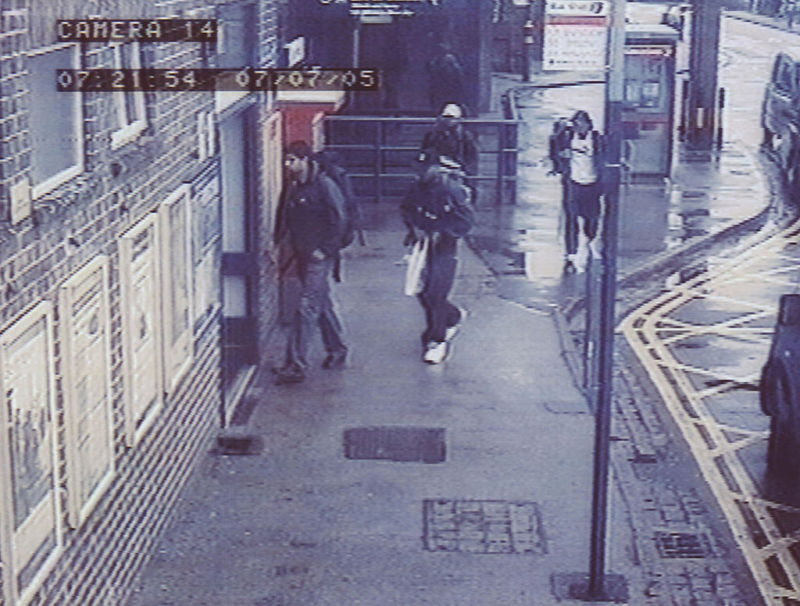 Galerry Suspect In London Attack A1FACTS