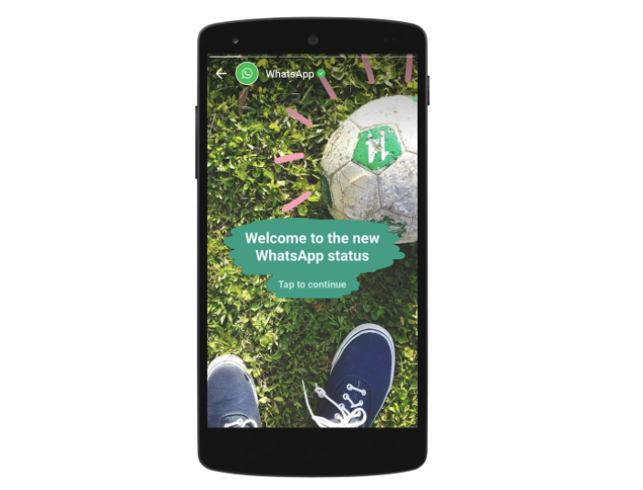 WhatsApp Adds Snapchat-Like Story Feature Called Status