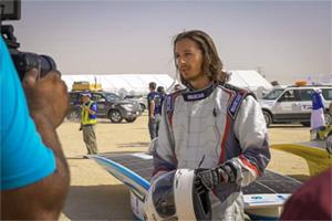 Sidd Bikkannavar, racing solar cars.