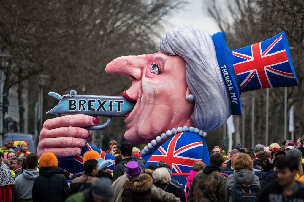UK's exit from the European Union: May-day on March 29