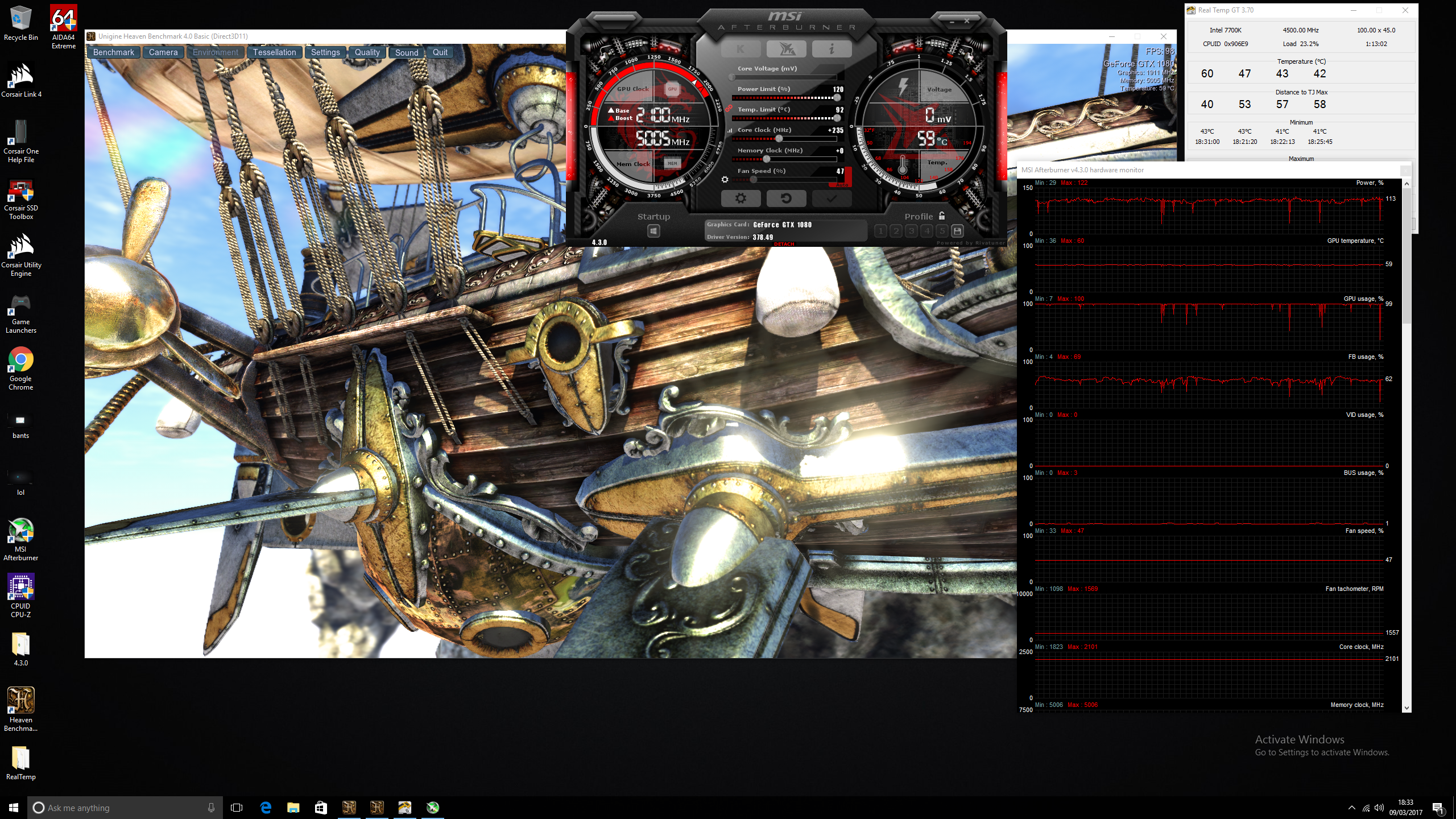 That is a seriously great GPU temperature.