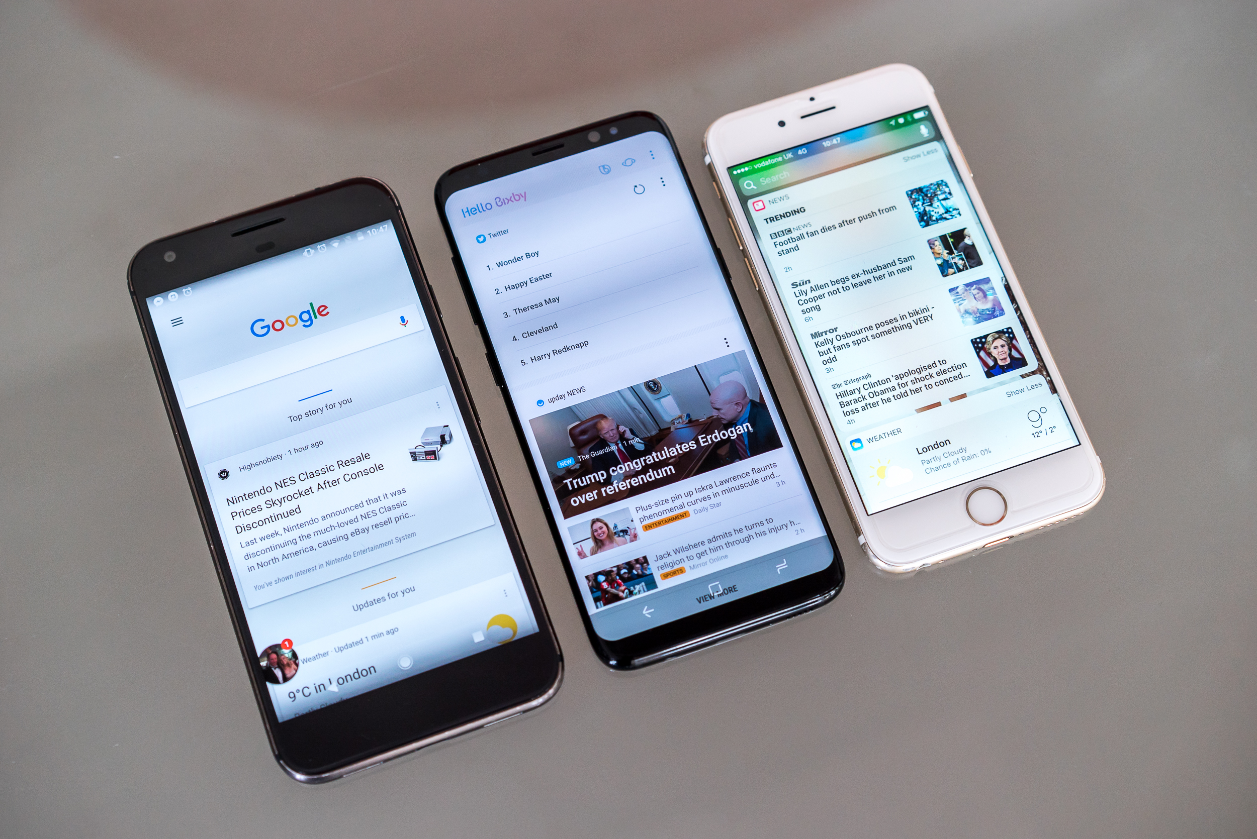 Samsung Galaxy S8 review: Simply irresistible | Ars Technica