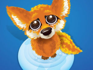 This drawing of a sad firefox has nothing to do with the story. It just makes me sad.