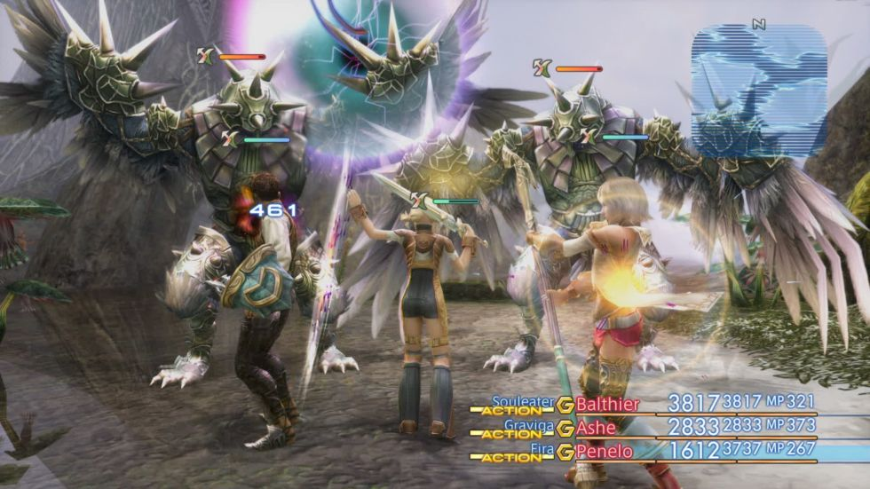 <em>The Zodiac Age</em> features shiny new graphics, but it's the new job system that impresses.