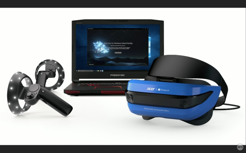 Microsoft Will 'Democratize' Virtual Reality This Holiday Season
