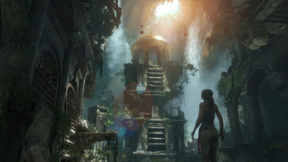 <em>Rise of the Tomb Raider</em> in 8K is quite something. (You'll have to click to zoom in, then download the image, then pan around it to take in the full resolution.)