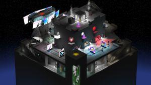 <em>Tokyo 42</em> has a full multiplayer deathmatch mode.