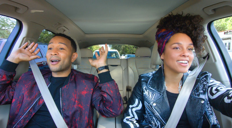 Apple Music sets Aug. 8 as new release date for 'Carpool Karaoke'