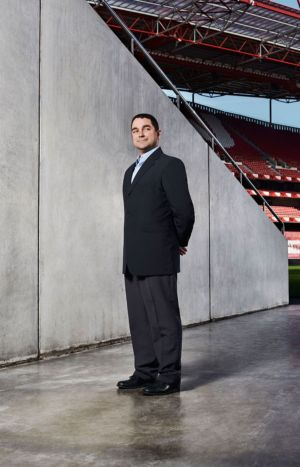 Joao Copeto, chief information officer of S.L. Benfica.