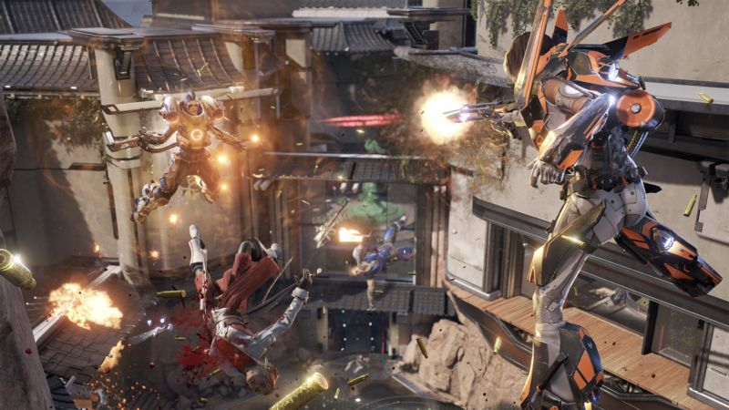 New LawBreakers Cinematic Trailer, Gameplay Reveals PS4 Arrival