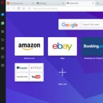 """Opera Reborn """"rethinks"""" the browser… with integrated"""