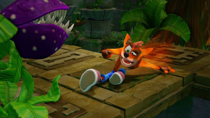 Complaints About Crash Bandicoot Trilogy Being Too Difficult May Be Justified