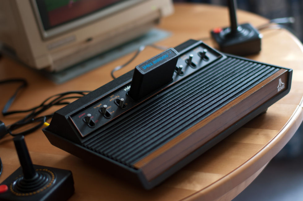 The AtariVCS (2600)—which, believe it or not, is involved with the genesis of the IBM PC.