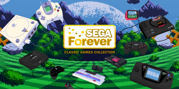 Sega Forever brings retro games to iOS and Android for free