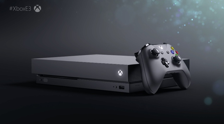 Microsoft announces Xbox One X as 'world's most powerful console'