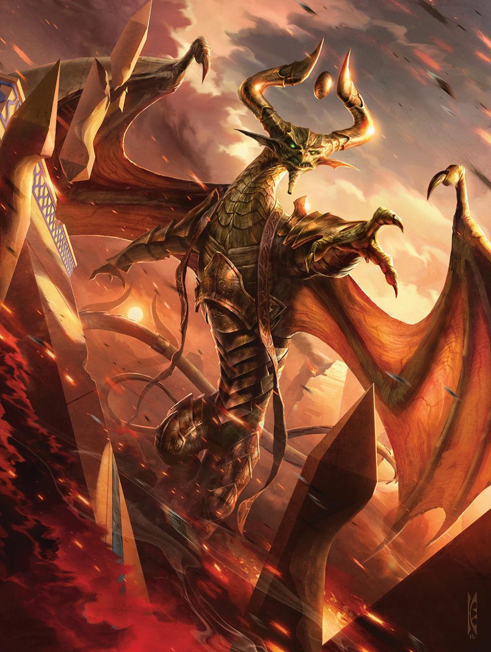 Hour Of Devastation Review The Evil Elder Dragon God