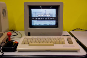 The Commodore 64 would prevent the IBM PC from dominating the home computing market... for a little while, at least.