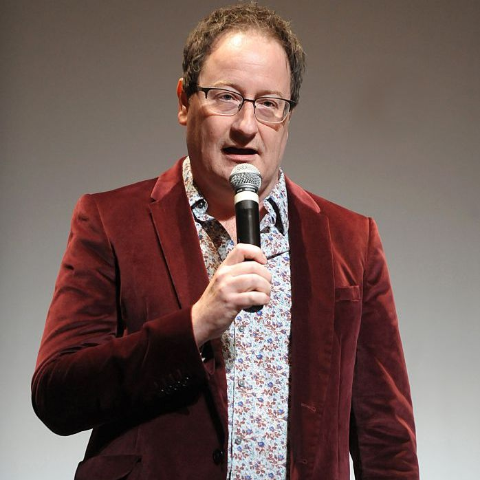 <em>Doctor Who</em>'s incoming showrunner, Chris Chibnall.