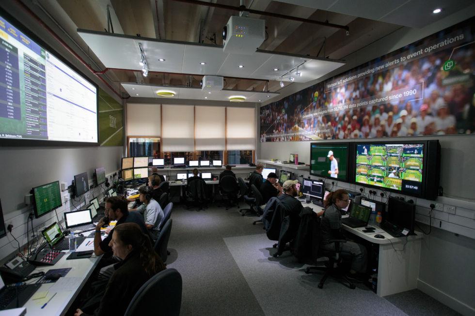 Wimbledon: The tech behind the world's top tennis tournament