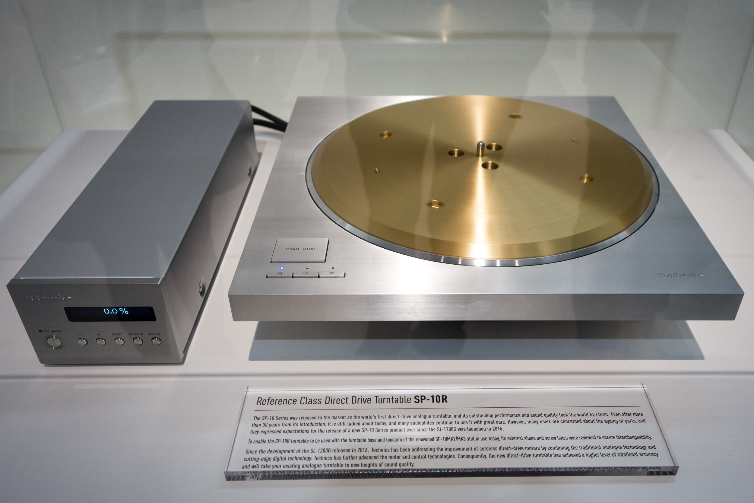 An honourable mention goes out to the Technics SP-10R.
