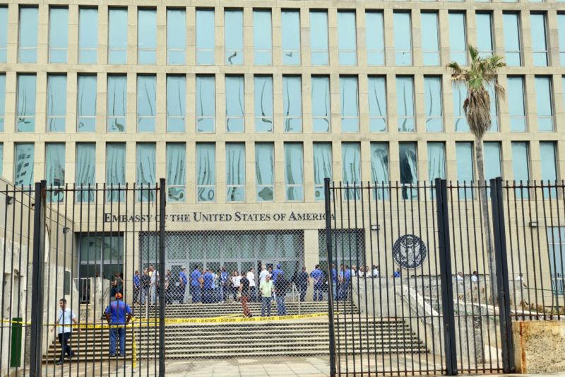 New Audio Reveals What US Diplomats Heard in Cuba