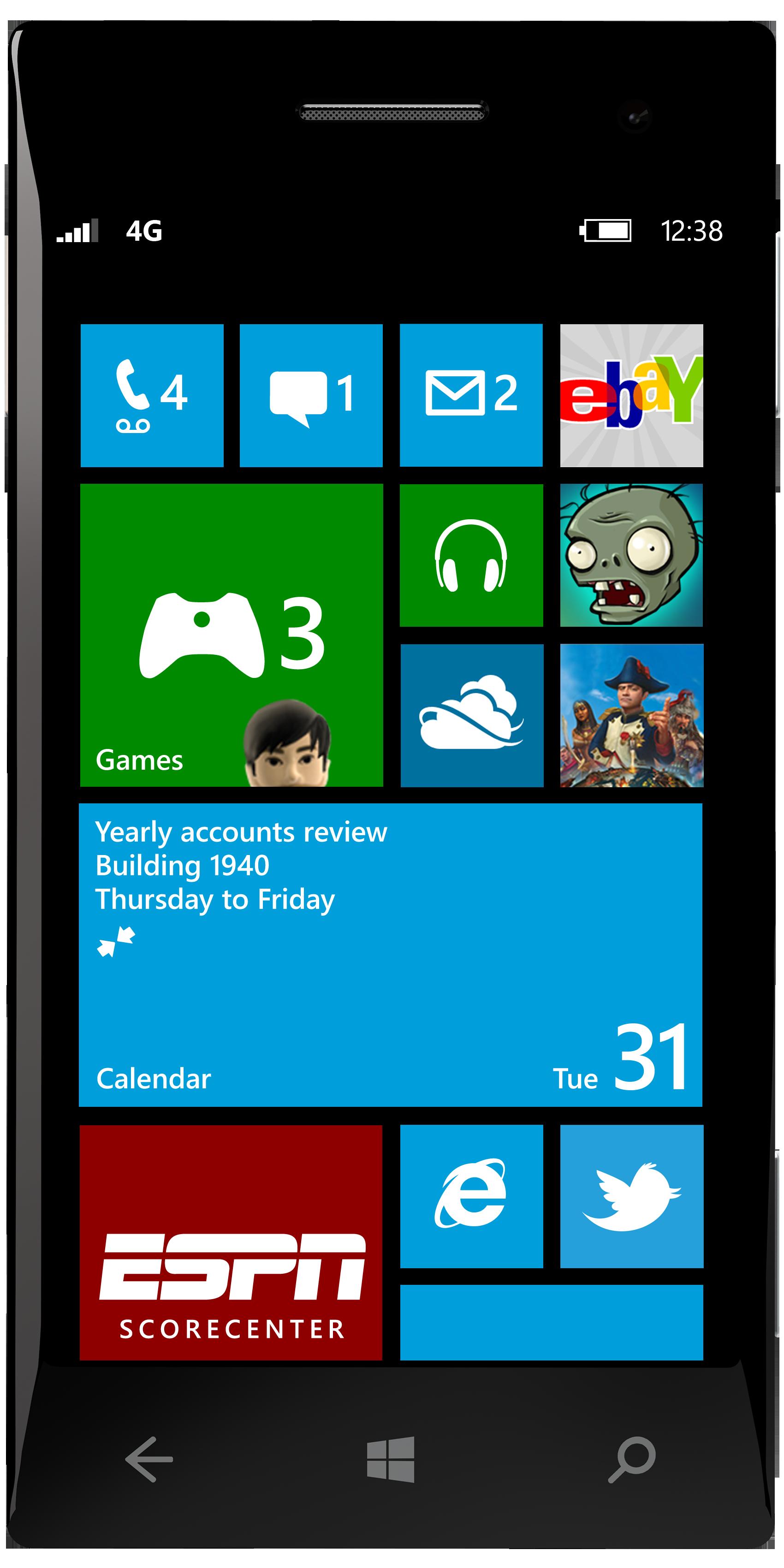 Phones With Windows Phone 8