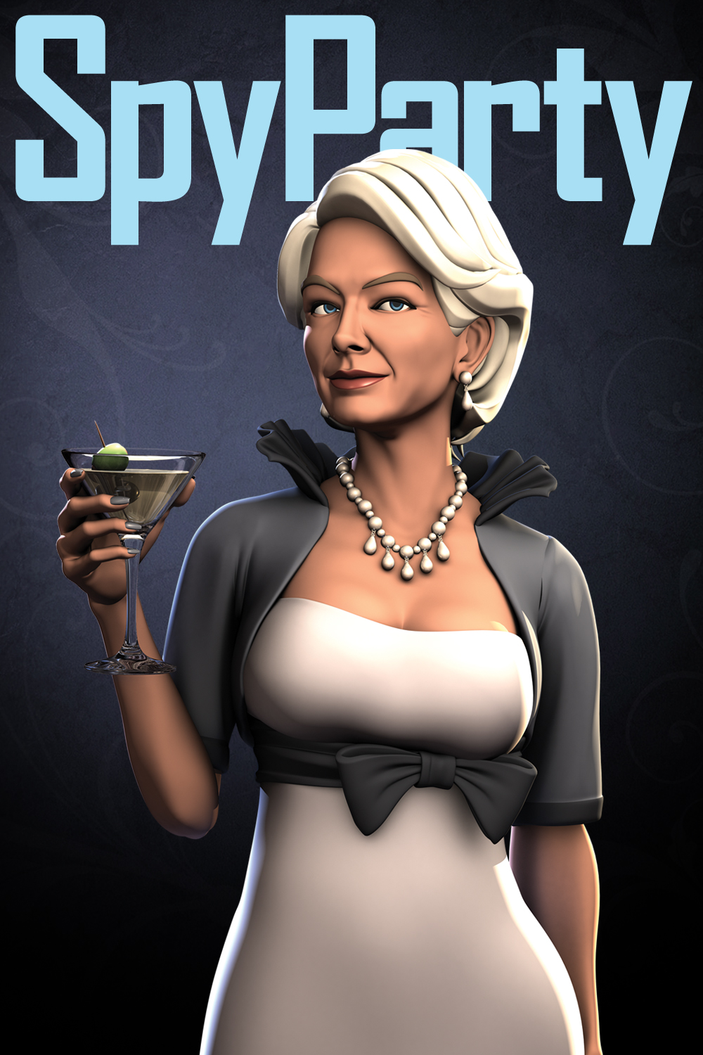 Game characters inspired by fashion mags and <em>The Incredibles</em>? It ends up being Helen Mirren-esque.