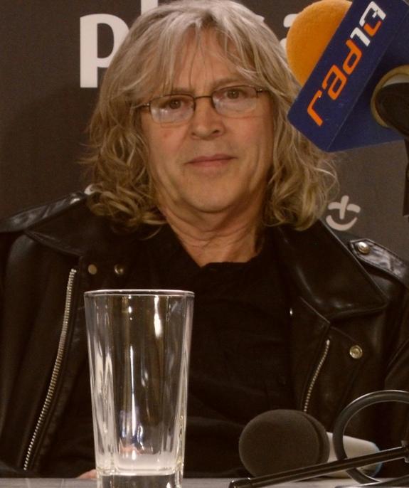 Filmmaker Roger Christian in 2011.