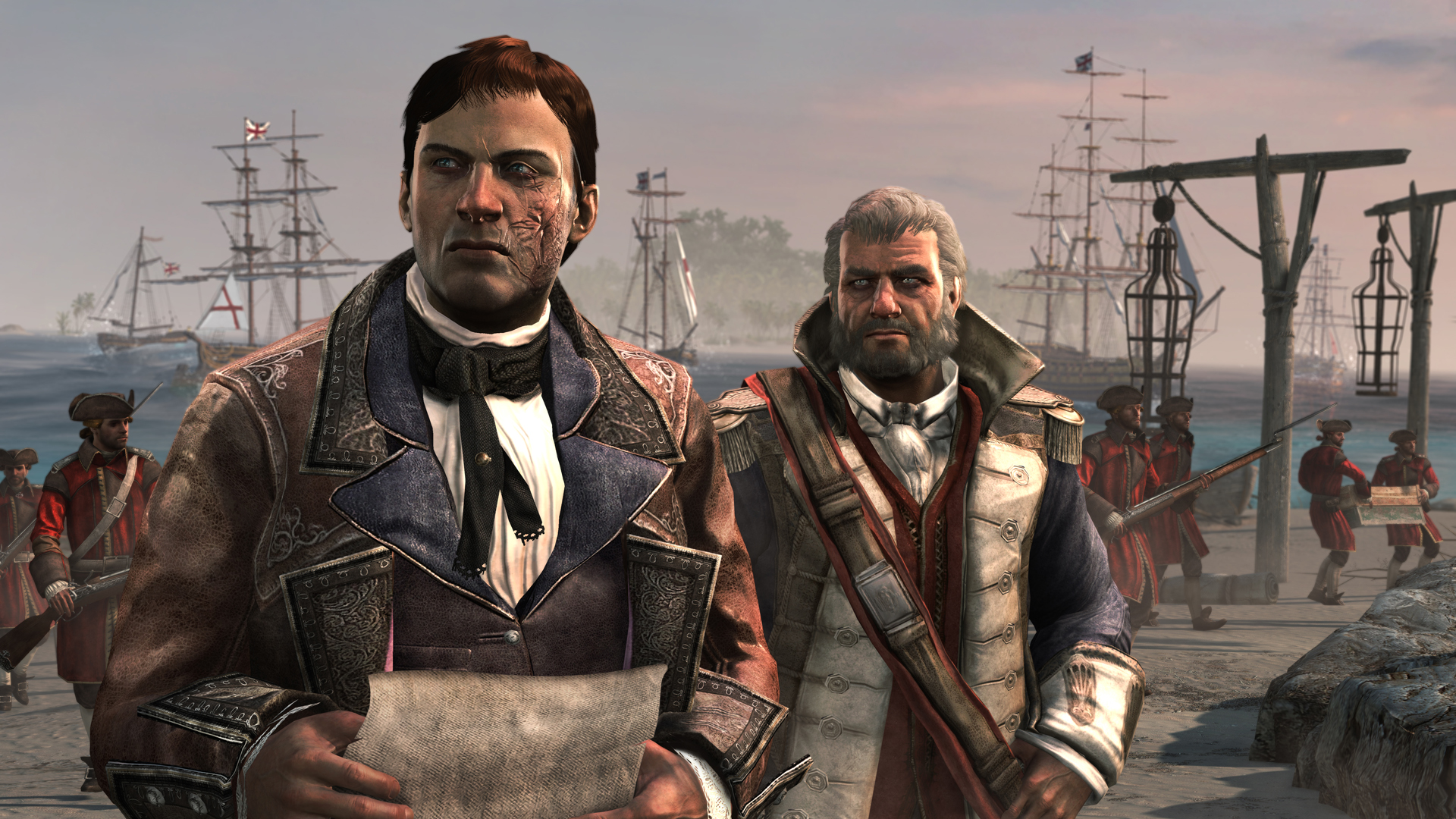 Assassin S Creed Iv Review Enormous But Ultimately Empty Ars