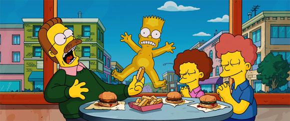 Simpsons, Powerpuff Girls porn nets jail time for Australian