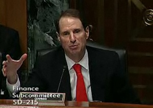 "Senator: Web censorship bill a ""bunker-busting cluster bomb"""
