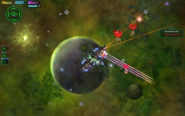 Space Pirates and Zombies, RPG elementleri ile dolu izometrik bakış açısına sahip bir oyun.