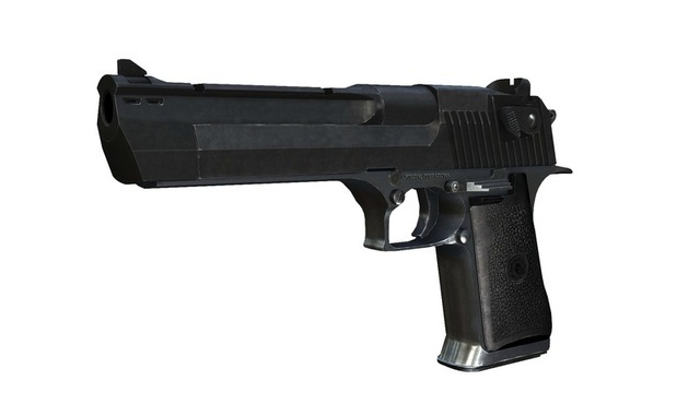 A special issue pistol that has proven its combat effectiveness on numerous battlefields across the universe. This small gem can unload a burst of damage into an opponent, but its small magazine capacity precludes its use in massive fights.