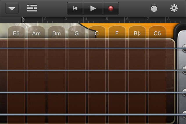 Virtual bass? GarageBand has that, too.