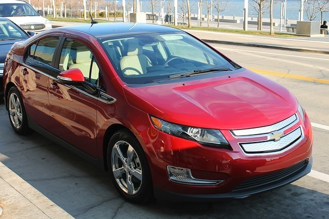 The 2011 Chevrolet Volt