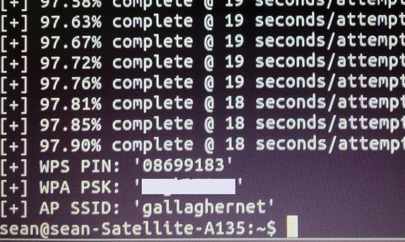Router default wps pin list
