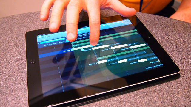 iPad Project Management Update