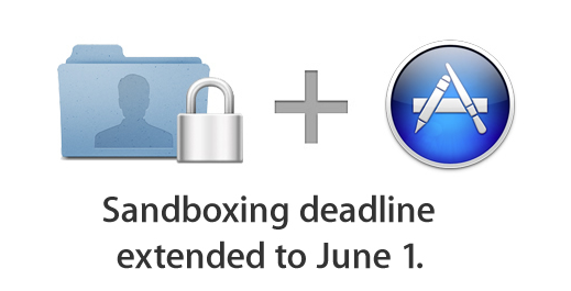Apple's e-mail to developers on Tuesday extended the deadline yet again