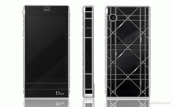 You could buy the Dior Phone Touch, or an entire entertainment system.