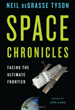 Neil deGrasse Tyson pushes exploration in <em>Space Chronicles</em>