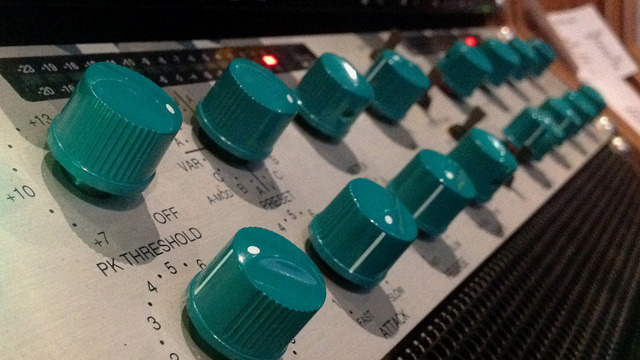 Mastering engineers tweak knobs to make songs sound subjectively 'better' for vinyl, tape, and CD. iTunes Plus is merely another target format.