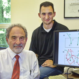 Berkeley researchers Eli Yablonovitch and Owen Miller