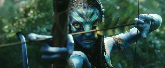 Avatar reviewed in 3D