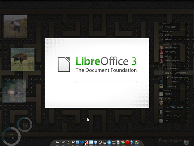 A year after the fork: LibreOffice is growing and going strong