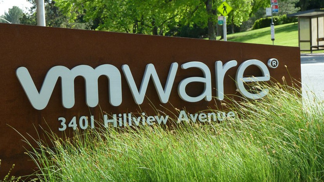 VMware's Iron Grip On Business World Loosens. Maybe