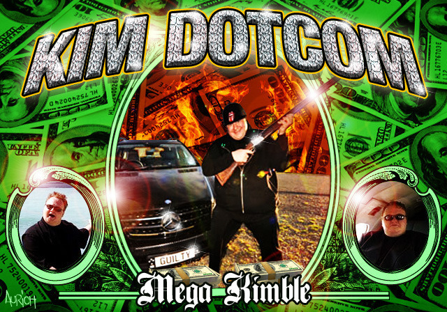 Mega-man: The fast, fabulous, fraudulent life of Megaupload's Kim Dotcom