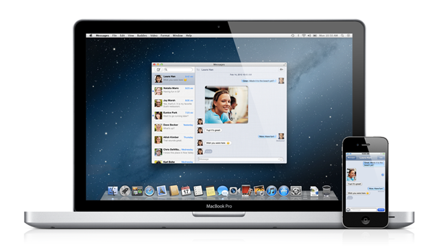 Next version of OS X to be more iOS-like than ever with Mountain Lion