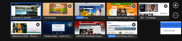 Internet Explorer 10: touch-friendly, and securely sandboxed