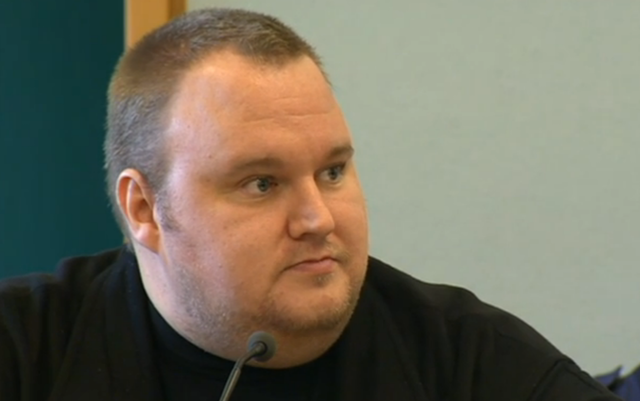 "Megaupload takedown a ""death sentence without trial,"" says Kim Dotcom"